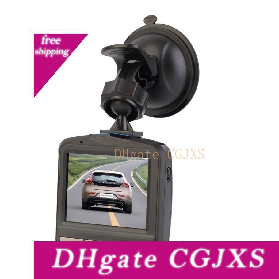 La cámara del coche DVR Dash Cam Full HD 1080p Aparcamiento Video Recorder Registrator Mini Vehículos Cámara G -Sensor visión nocturna