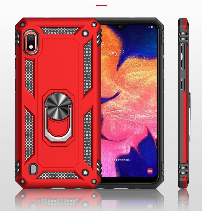 Аристократическая Solid Ultra-Thin Hard PC Back Cover Популярные красочные защитные наклейки чехол для Samsung Galaxy A10E