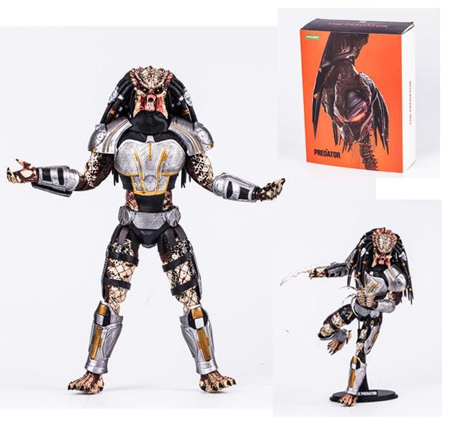 HC The Predator Model Toys Figura Acción Figuras de juguete 33CM
