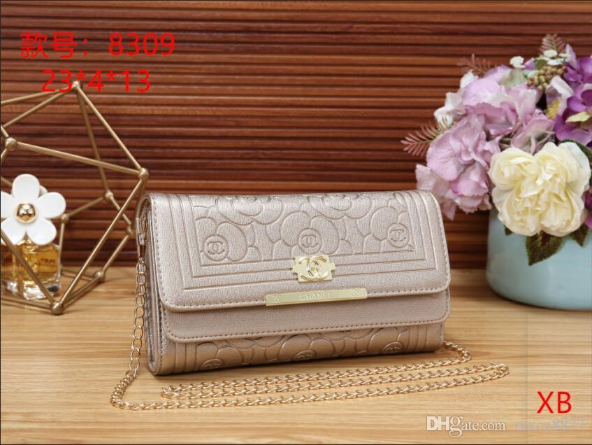 2020 nuovo adulto boutique di alta qualità 1: 1 package090831 # wallet076purse designerbag 66designer handbag00female donne di modo borsa bag99101011