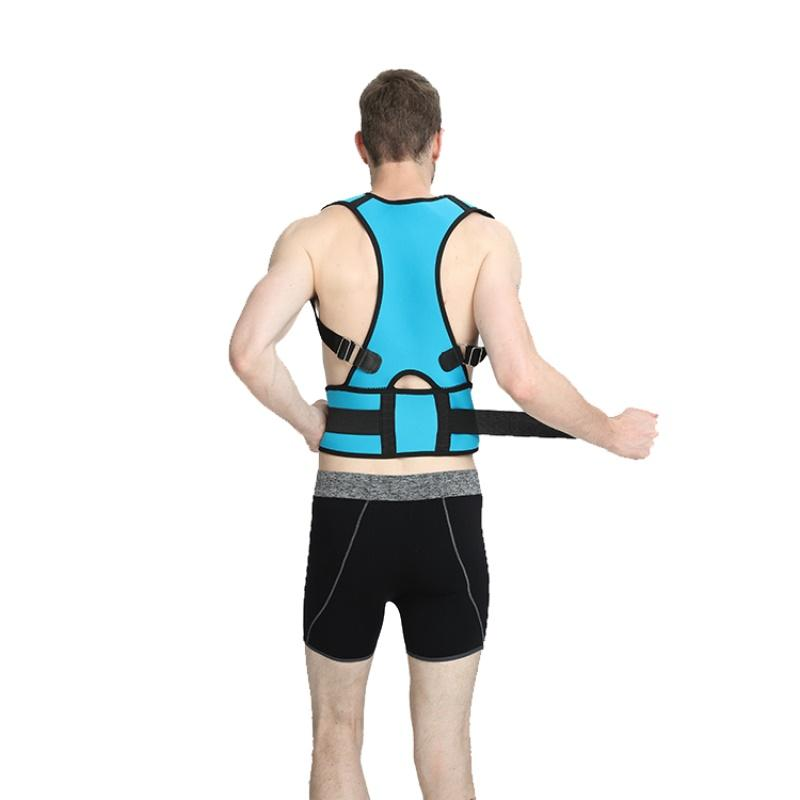 High Quality Lumbar Belt Waist Support Lower Back Brace Protect For Back Spine Pain Adjustable Slimming Belt