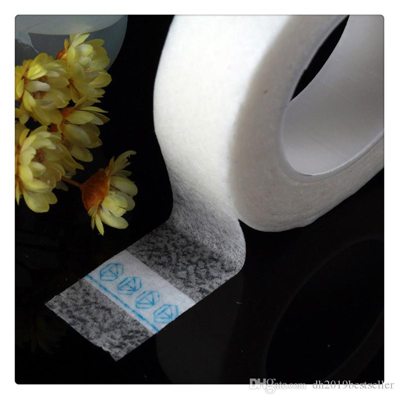 Eyelash Insulating Tape Roll Breathable Non-woven Fabric for Cultivation Eyelashes Cosmetic Tool Breathable Eyelid Tape Big Eyes