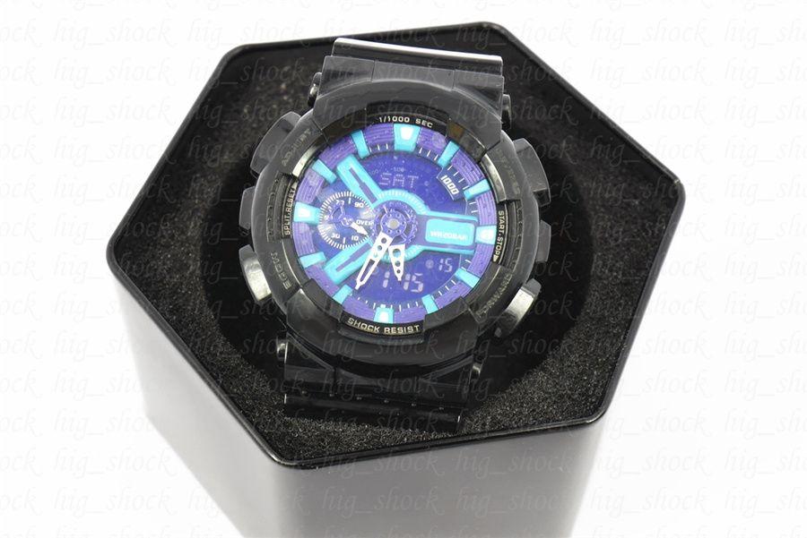 Pequenos ponteiros trabalho clássico dos homens da marca esportes digital relógio de pulso, reloj hombre exército militar relógio cronógrafo relogio masculino