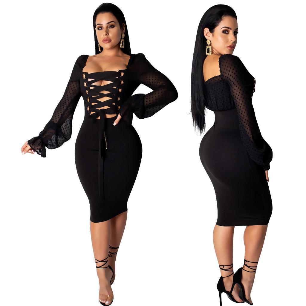 Le donne Abiti Moda estate vestiti da alta qualità di nuovo stile di stampa del progettista delle donne di lusso delle donne da design di lusso del ritaglio di estate