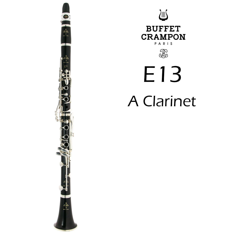 Büfe krampon E13 Yüksek Kalite 17 Tuşlar Marka A ayarlayın Klarnet Performans Müzik Aletleri ile Ağızlık Aksesuarları Ücretsiz Kargo