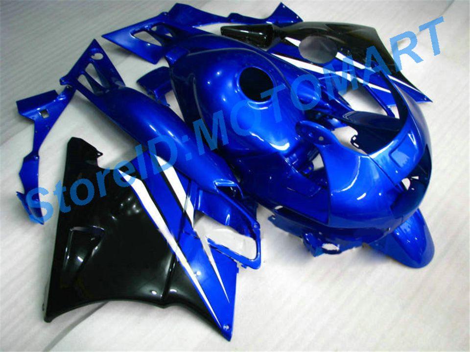 Полный комплект обтекателя кузова для мотоцикла, пригодный для Honda CBR600 F2 1991 1992 1993 1994 CBR600 F2 1991-1994 HG003