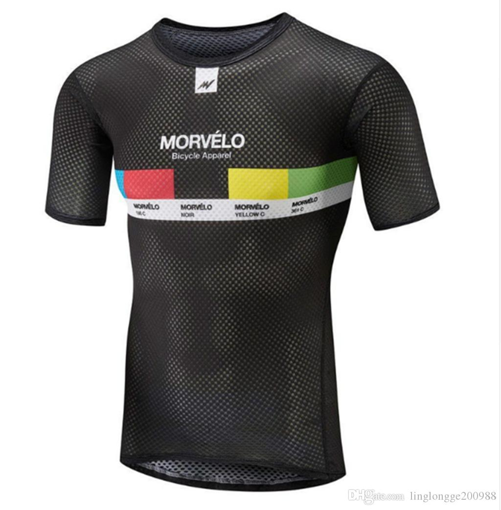 2019 Anti_UV Real Quick Dry Cycling Jersey Summer Short Sleeve MTB Bike Cycling Clothing Ropa Maillot Ciclismo Hombre Bicycle Clothes