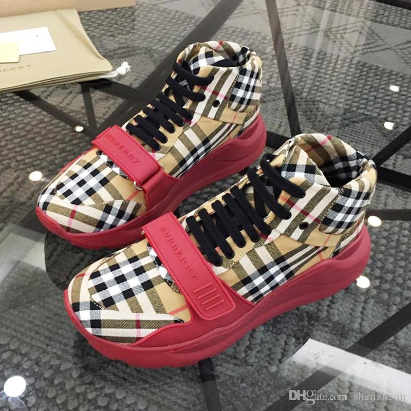 2020 Fashion Shoes For Men Lace Up