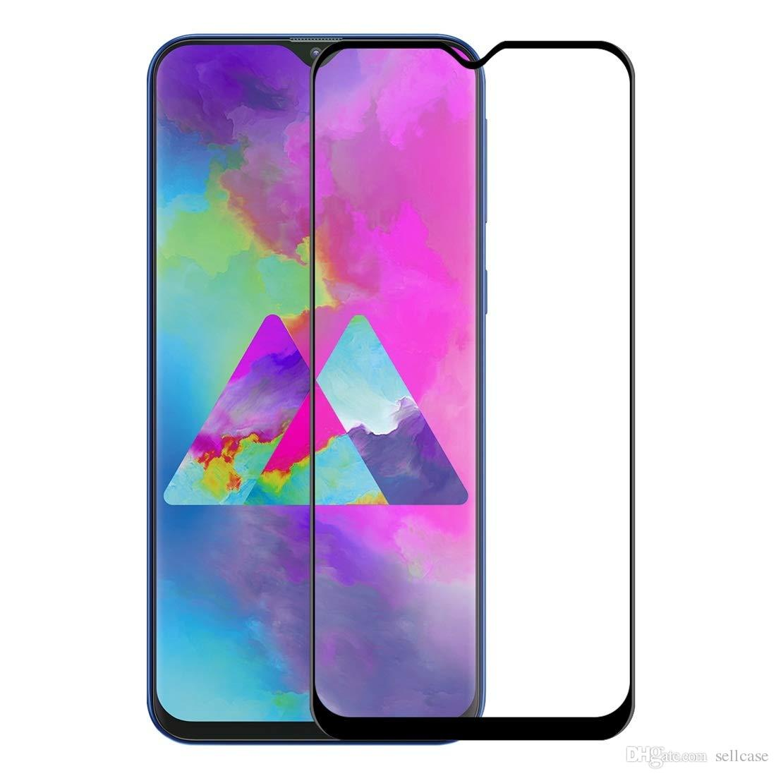 Escudo de vidrio templado Cobertura Total Protection Film Protector de pantalla para Samsung Galaxy M10 M20 M30 M51 M30S A40 A41 A31 A10 M31 A70S A20S