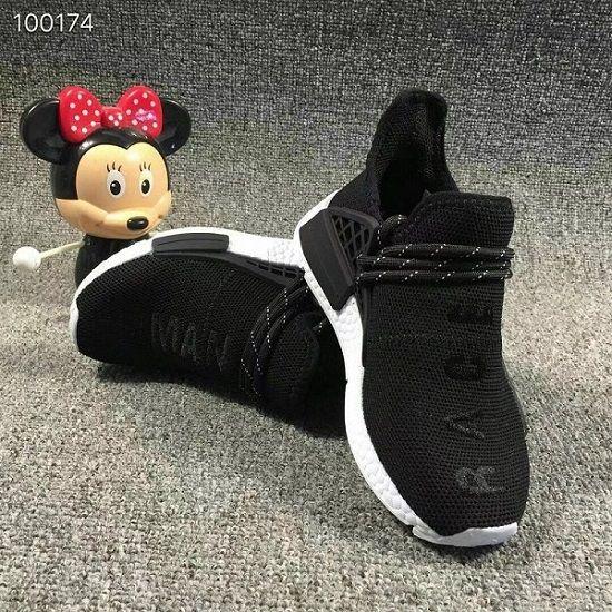 Großhandel Adidas PW HU Holi NMD Mc Pharrell Williams Infant