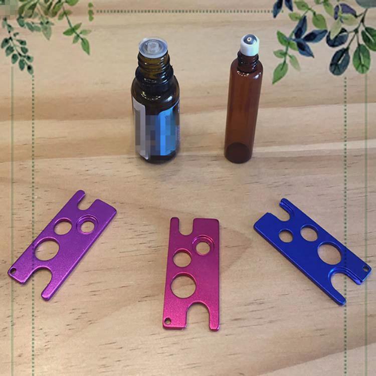 زجاجة الأساسية وظيفية متعددة النفط فتحت منفصلة تعبئة زجاجة معدنية فتاحة الإبداعية أدوات مفتوحة زجاجة T9I00400