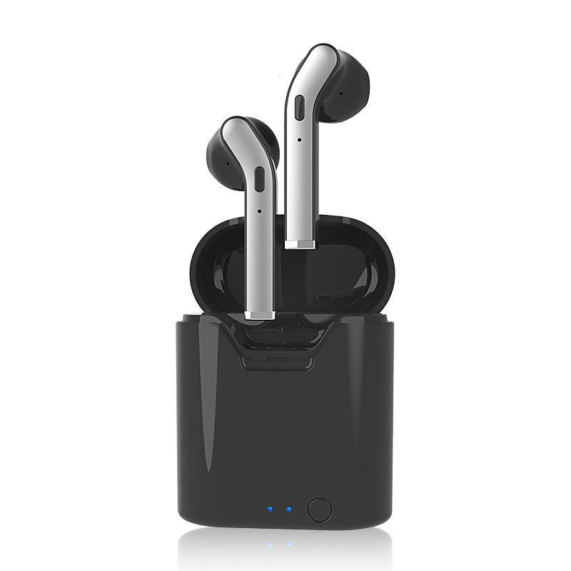 بلوتوث 5.0 TWS سماعة ستيريو صحيح لاسلكي الرياضة سماعة أذن مع مايكروفون شحن صندوق مرحبا فاي الصوت سماعات الأذن للهواتف