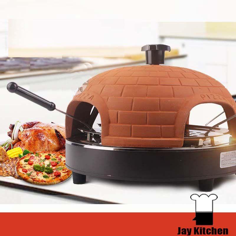 Forno elettrico professionale per pizza. Macchina per pizza italiana. Distributori automatici di pizza in vendita. Forno elettrico per barbecue