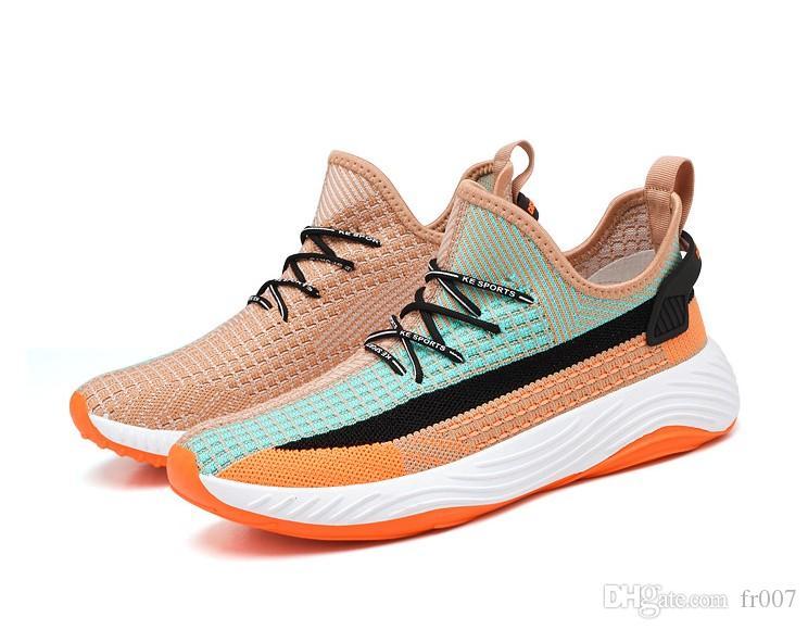 Di marca nuovi Cocco Designer Shoes Scarpe casual moda maschile Outdoor piatto foglio fustellato scarpe di stoffa andamento piatto