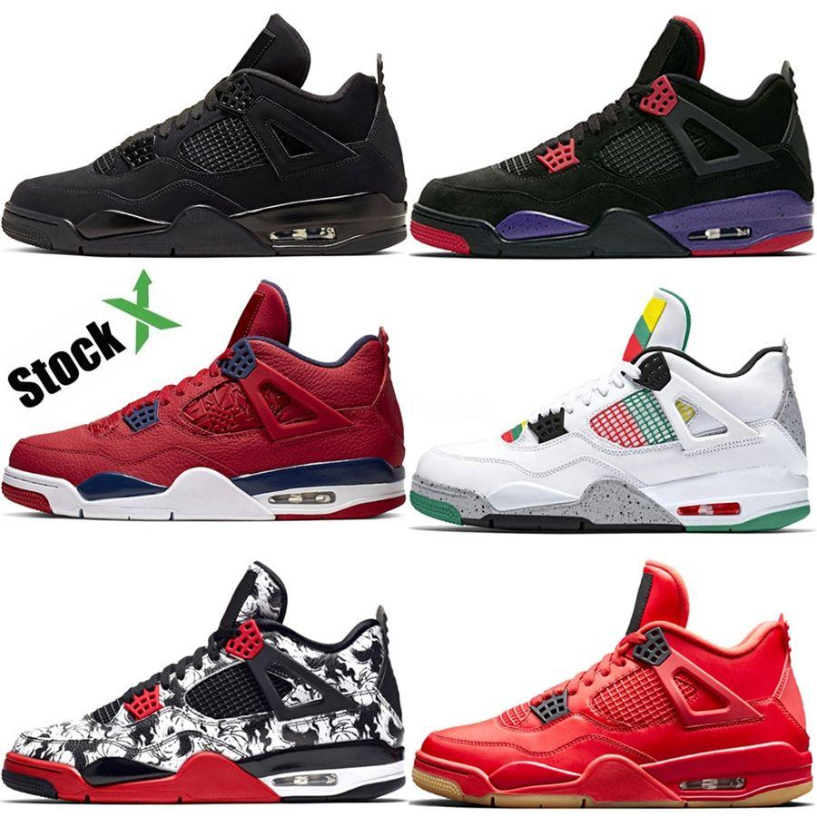 Serin Gri Fiba 2020 573 Sneakers # Alternatif 89 Dövme Uçuş Erkekler Designer Bred Ne winterized Sadık Mavi Iv 4S Erkek Basketbol Ayakkabı