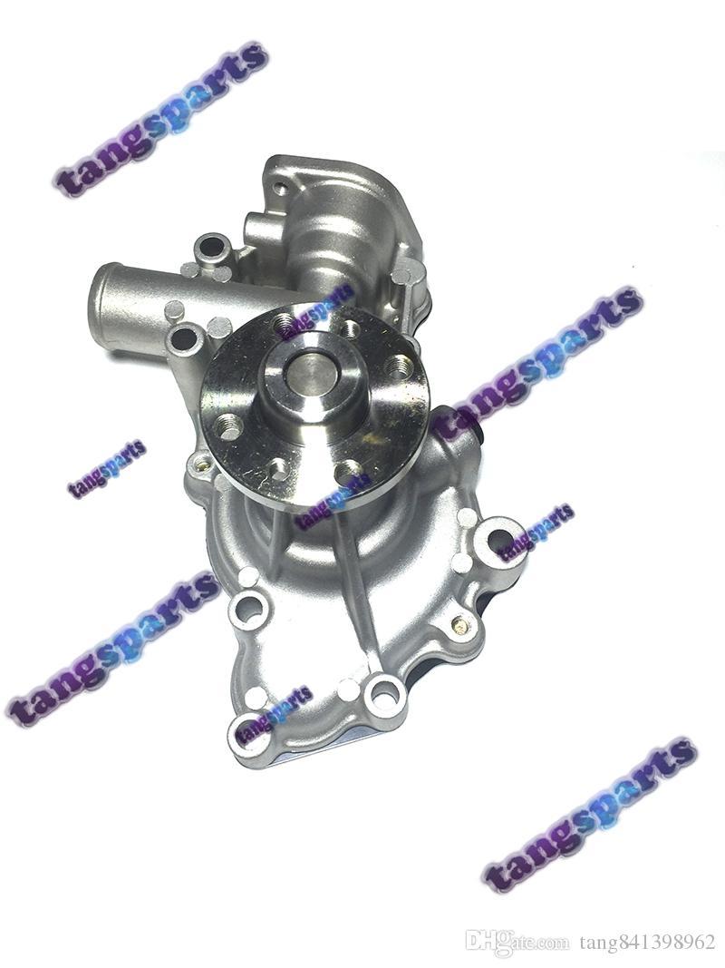 New 3LD1 Water Pump For ISUZU diesel excavator truck forklift dozer etc. engine repair spare parts