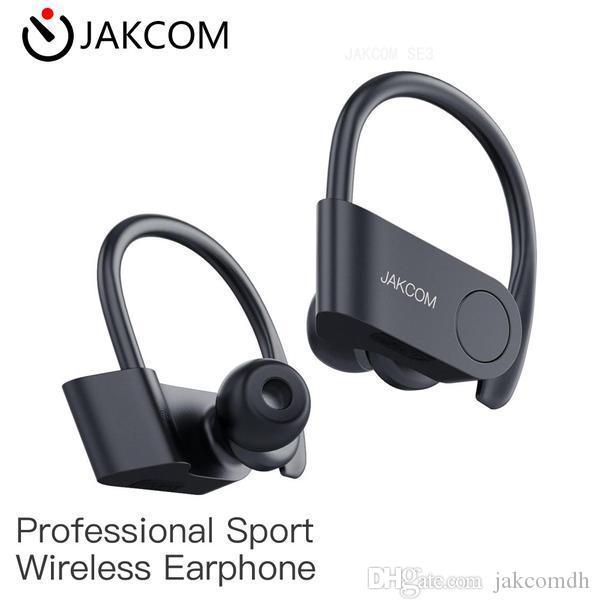 JAKCOM SE3 Sport Wireless Earphone Hot Sale in Headphones Earphones as 3x video player mtk2625 funda para