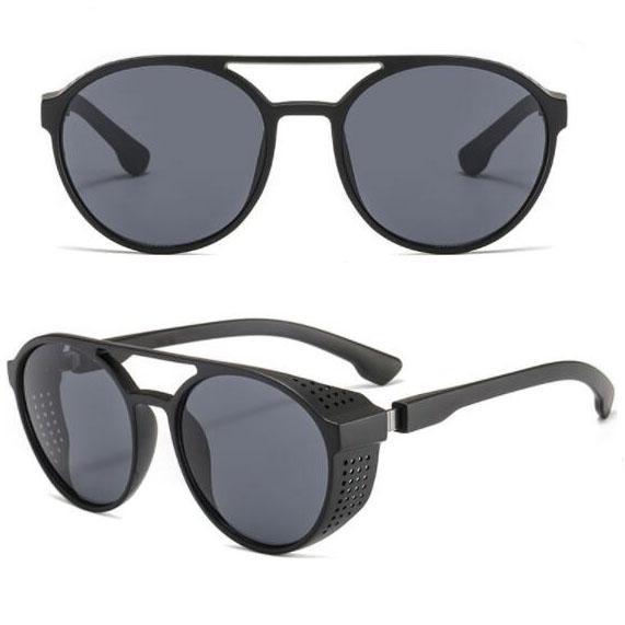 Brand Designer Goggles Mens Guida occhiali da donna Sport Eyeglasses Vintage Occhiali da sole rotondi Moda uomo e donna Occhiali da sole Occhiali da sole