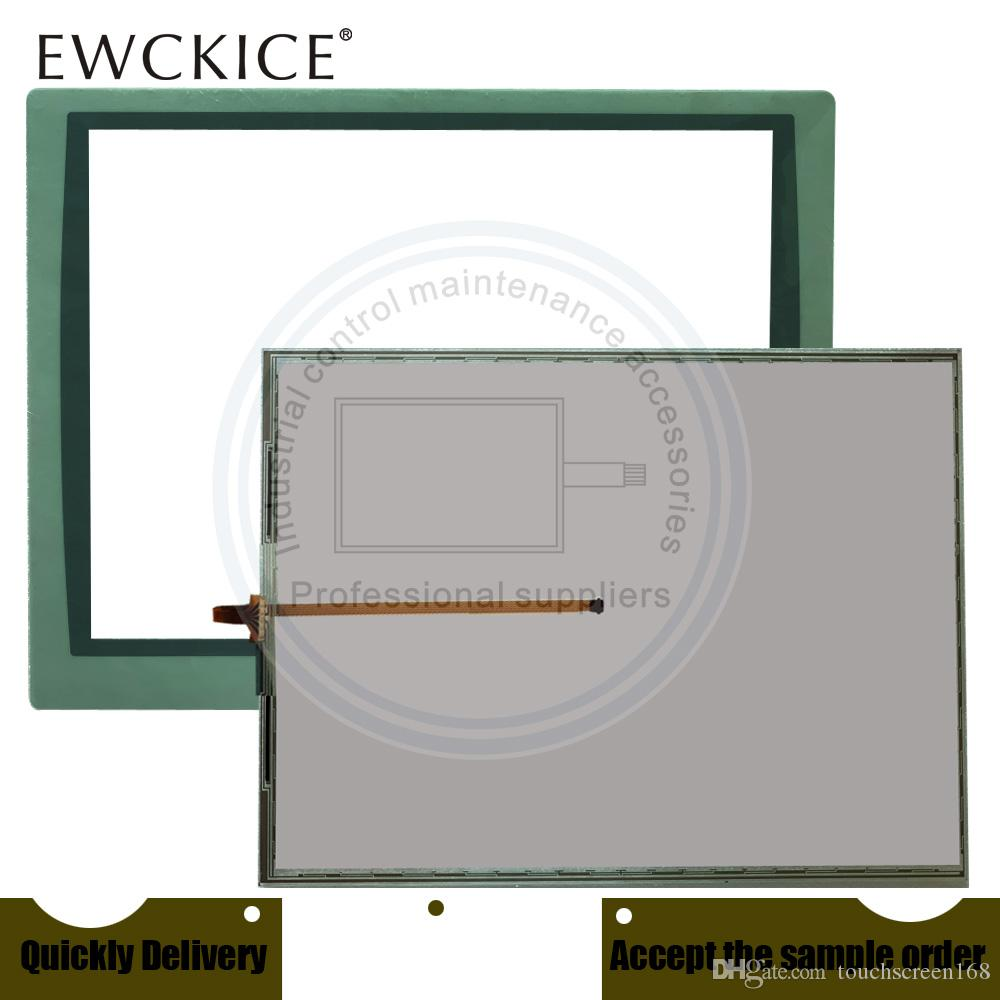 Original NEW 2711P-T15C22D9P-A 2711P-T15C22D9P-B 2711P-T15C22D9P A 2711P-T15C22D9P B PLC HMI Industrie-TouchScreen und Frontetikett Film