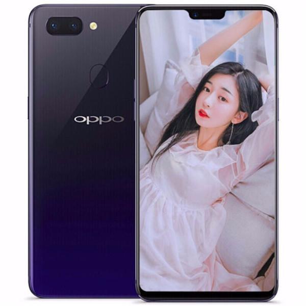 "Original OPPO R15 4G LTE Mobile Phone 4GB RAM 128GB ROM Helio P60 Octa Core Android 6.28"" OLED Full Screen 20.0MP OTG 3450mAh Fingerprint ID Smart Cell Phone"