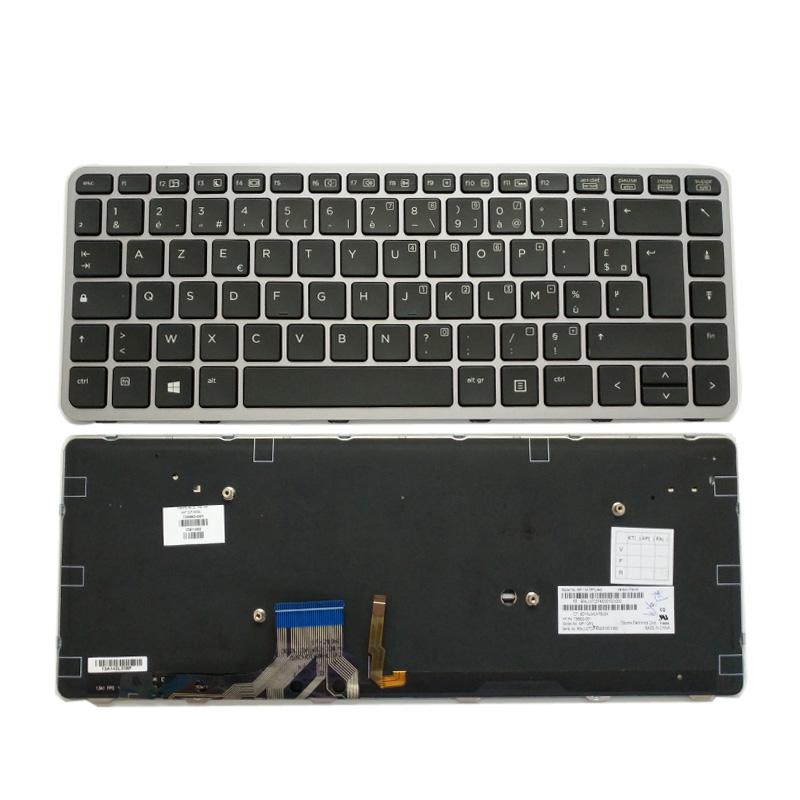 2020 Notebook Keyboard For Hp Elitebook Folio 1000 1040 G1 G2 Laptop Keyboard Fr Layout With Backlight From Eykeyboard 9 Dhgate Com