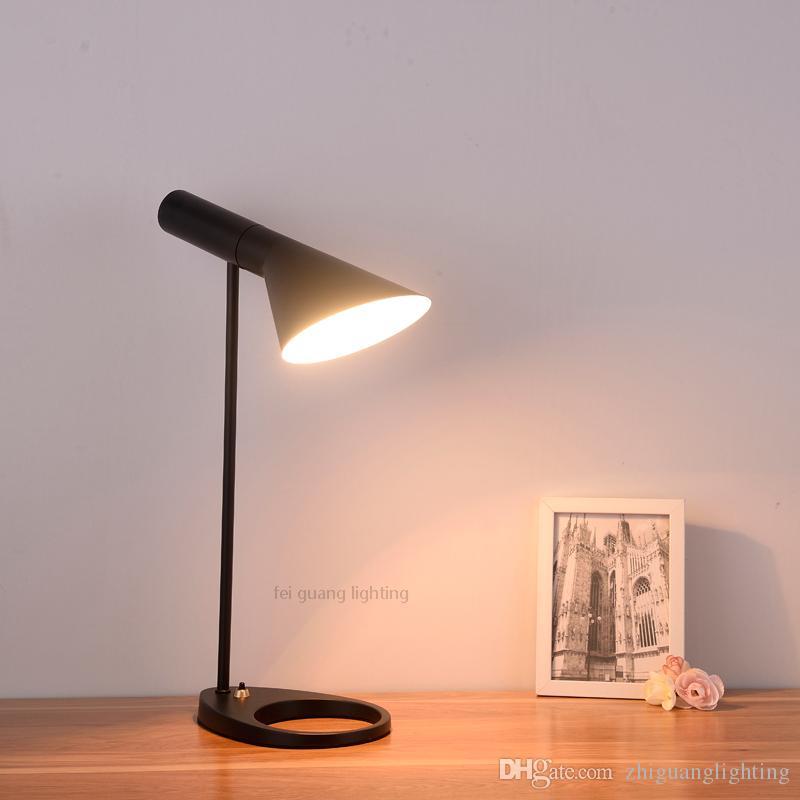 İskandinav çalışma okuma lambası başucu masa lambası çocuk masa ışığı otel odası ışık öğrenci led masa lambası öğrenme çalışma göz lambaları