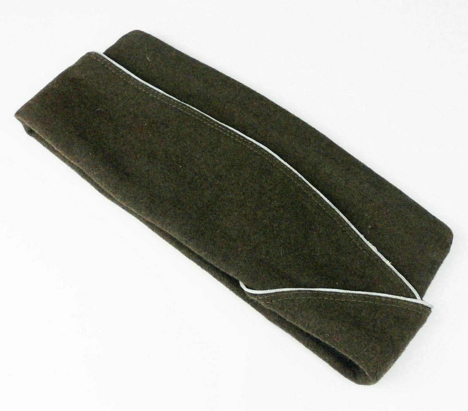 томванг2012. Вторая мировая война WW2 армия США шерстяная Гарнизонная кепка военная шляпа военные реконструкции