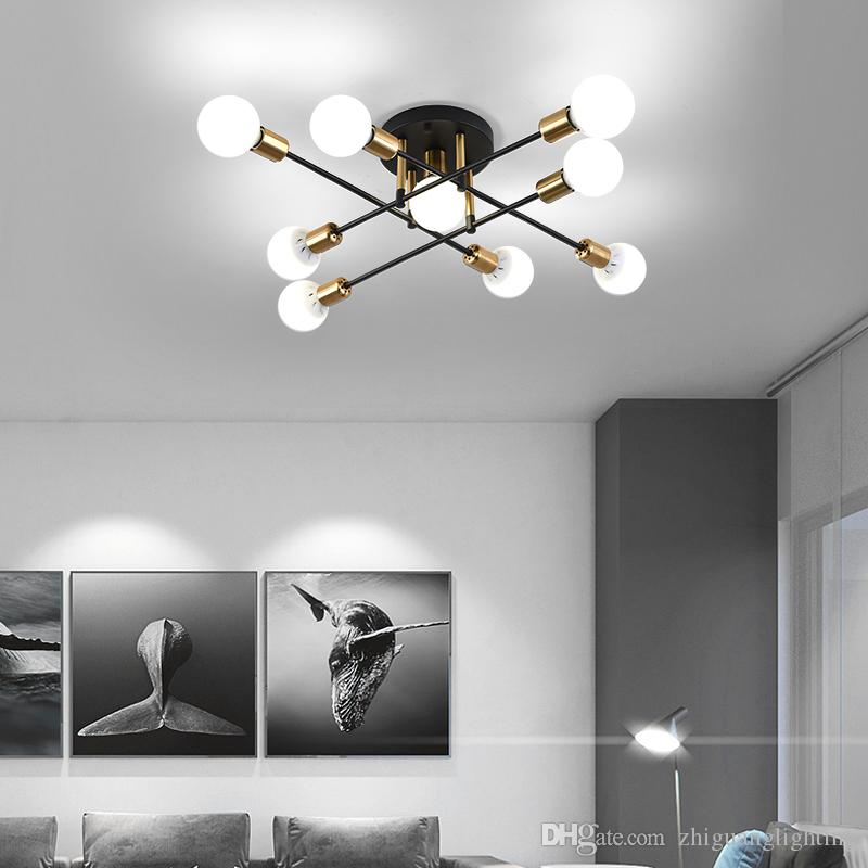 Best Quality New Nordic Living Room, Contemporary Living Room Ceiling Lights