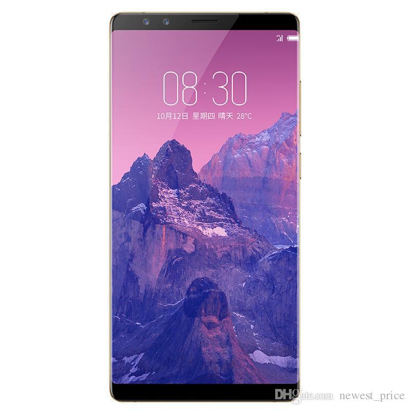 "Original de telefone celular Nubia Z17S 4G LTE Snapdragon 835 Octa Núcleo 6GB RAM 64GB ROM Android 5,73"" Full Screen 23.0MP Fingerprint ID Mobile Phone"