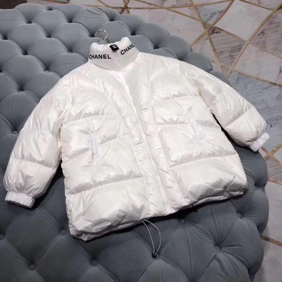 2019 nuevos otoño e invierno señoras de la alta calidad caliente abajo chaqueta 20191022 # 01y866666698787
