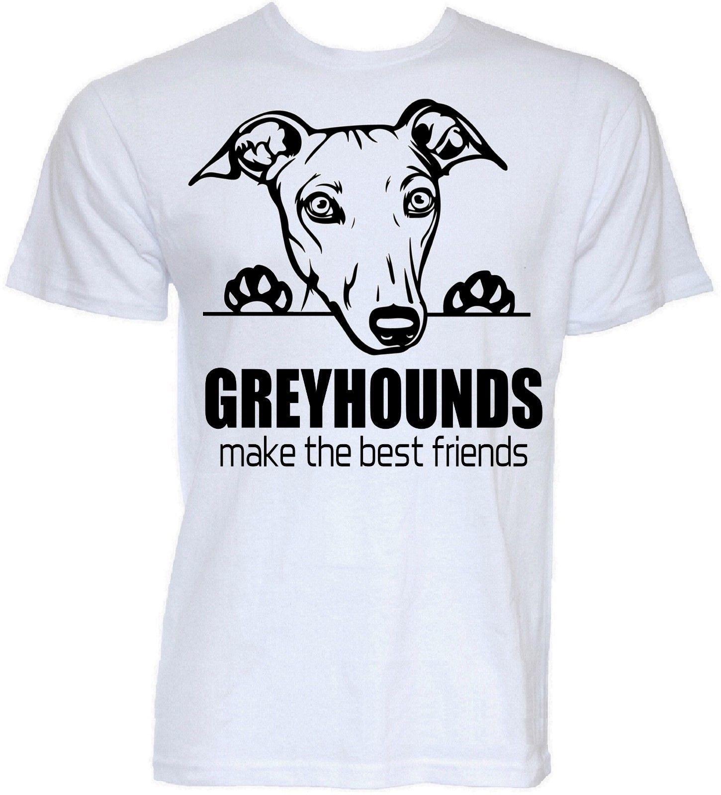 Slogan humour evolution men greyhound dog breed dog t shirt,s-3xl