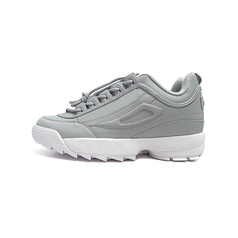 Original-Designer-Frauen Triple-weiß lila casualShoes neuen grau weiß Herren Trainer Abschnitt Leder gold pink WhiteGum sports Turnschuhe 01