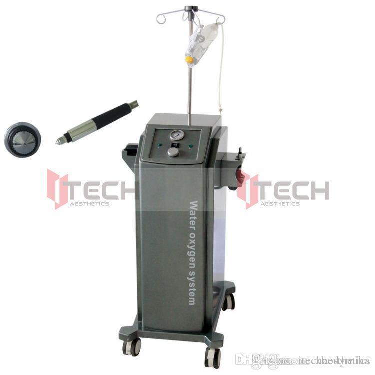 الأكسجين جت قشر تجديد الجلد آلة O2 آلة الوجه الأكسجين المياه Jetpeel الأكسجين الوجه أكوا بيل جيت آلة H200