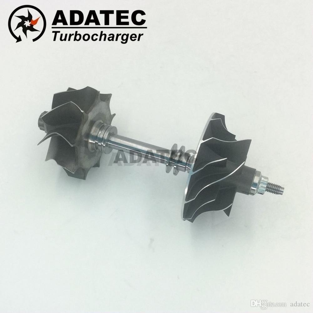 Meilleur résultat Turbocompresseur rotor GT2256V 709838 A6120960399 05104006AA Turbo arbre de roue pour Dodge Sprinter 115 Kw 156 HP OM 612 DE LA 27