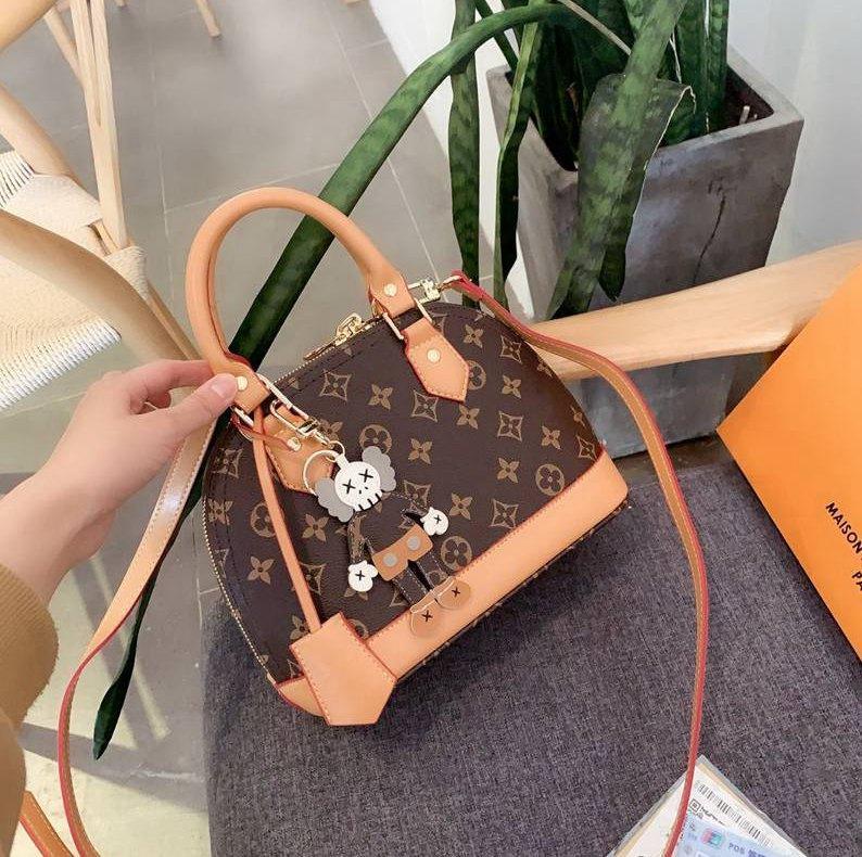 Mulheres de boa qualidade bolsa de couro Mulheres cadeia de moda saco de moda leathe bolsa de ombro sacos para corpos Cruz -S1510