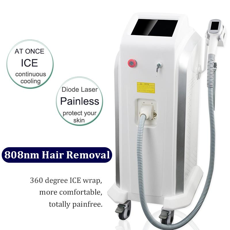 Lightsheer Diode Laser Effective Hair Removal Machine Unwanted