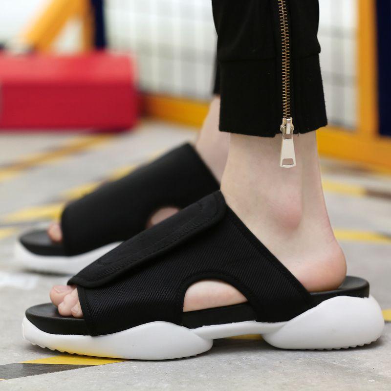 2020 Y3 style de personnalité masculine sandales hommes de Dieu chaussures Caltha glisser le Gladiateur taille 39-44