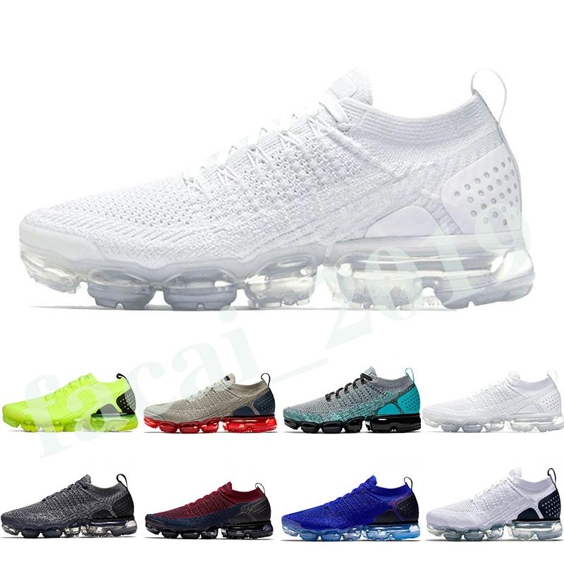 2018 Moc 2.0 Mens Running Shoes Men Women Casual Air Cushion Laceless Wheat Red Black White Dress Trainers Zapatos Sports Sneakers k8