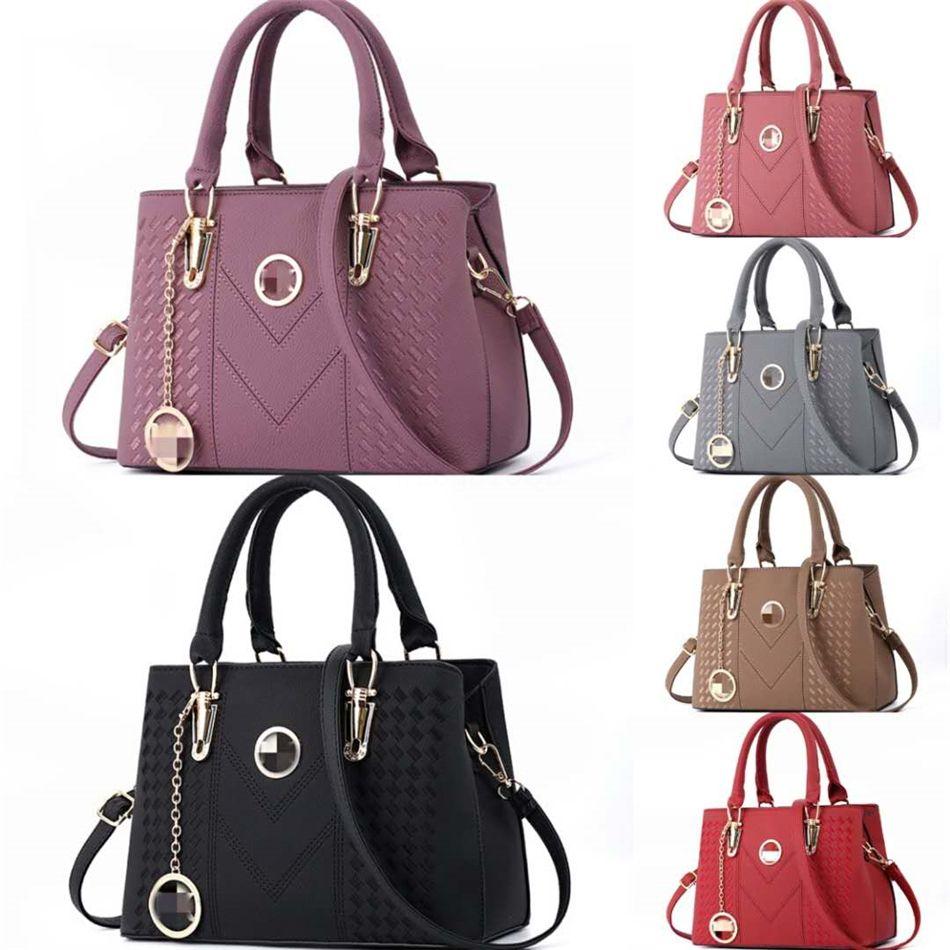 Fashion Leather Handbags For Women Luxury Handbags Women Bags Designer Large Capacity Tote Bag Shoulder Bags For Sac #T1G#137