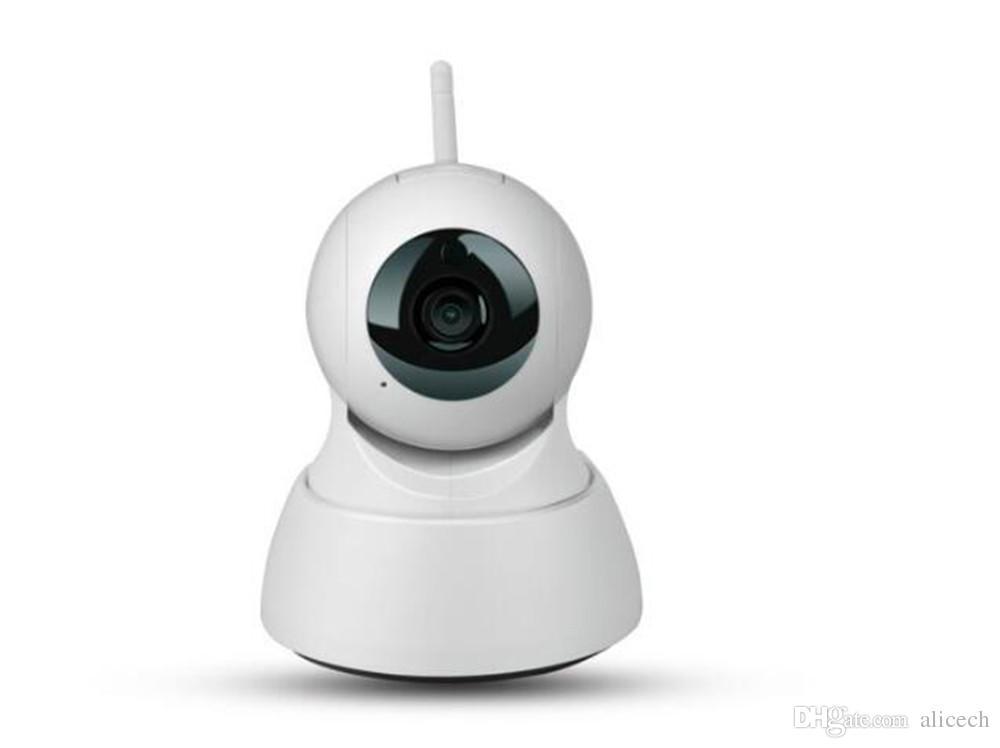 Home Security Wireless Mini IP Camera Surveillance Camera Wifi 720P Night Vision CCTV Camera Baby Monitor By Szqy