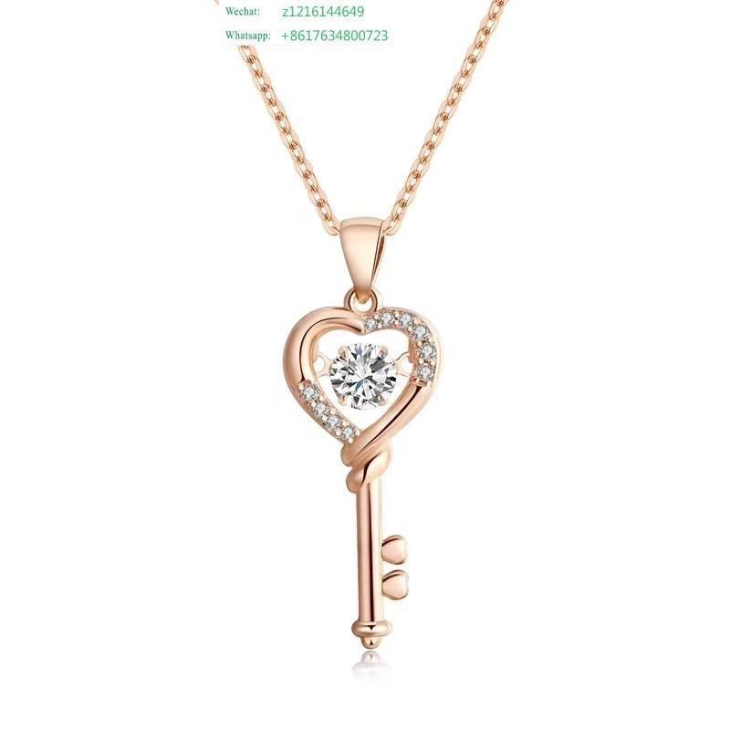 Heart Rhinestone Mom Sweater For Mother Fashion Show To Pendant Exclusive Classic Jewelry 925 Silver Woman Brand