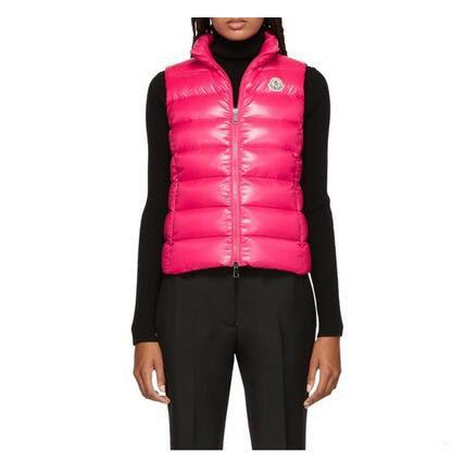2019 Fashion New Winter Down Vest for Women Coat Slim Design Vests Female Brand Sleeveless Jacket Woman Black Purple Red Brown Cheap sale