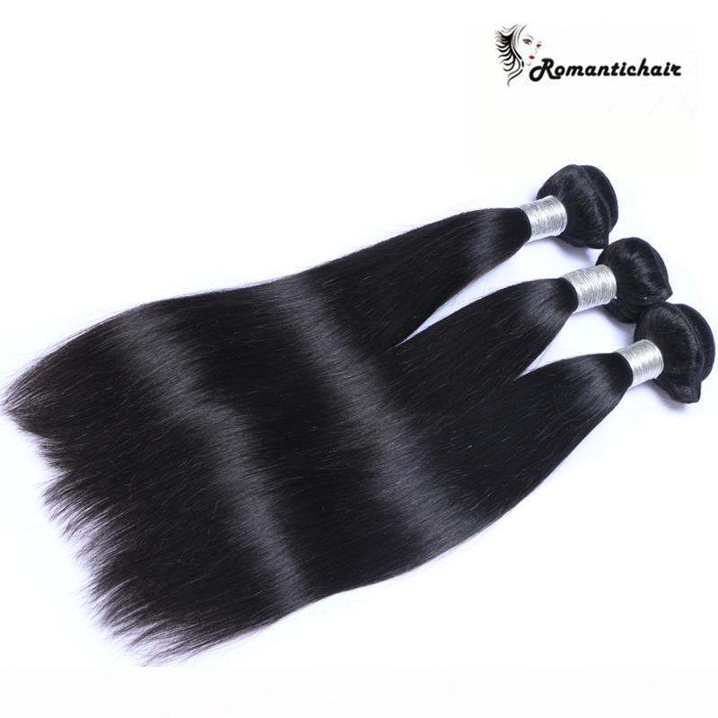 9A Brazilian Straight Hair Unprocessed Malaysian Peruvian Cambodian Indian Straight Human Hair Bundles Best Human Hair Extensions wefts