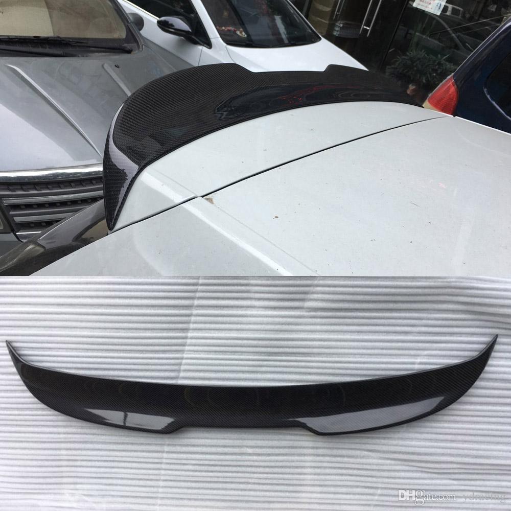 Fibre de carbone de toit Aileron arri/ère