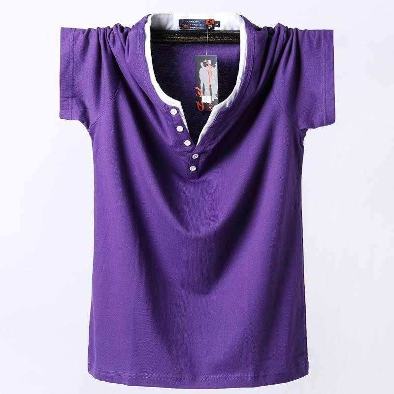 Plus Size 5XL 6XL 7XL 8XL hommes Big T-shirt Grand manches courtes T-shirt surdimensionné coton Homme Grand Haut T-shirt d'été Fit T hommes Y200623