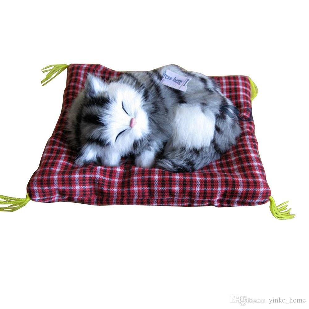 Pet Puppy Dog Cat Bed Mat Cute Winter Warm Soft Plush Stuffed Pets House Cat Pad Mats Blanket