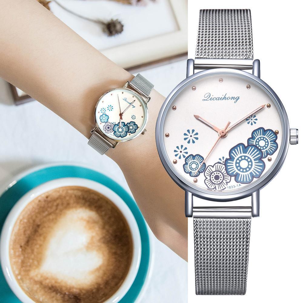 1Flower Montre Montres Femme Mesdames 2019 marque célèbre Femme horloge Quartz poignet Feminino Reloj Mujer