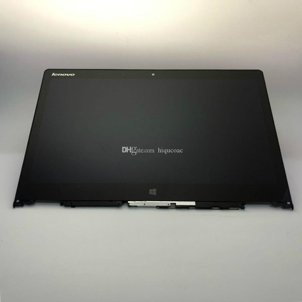 """5D10H35588 Apply To Lenovo ThinkPad Yoga 3-14 FHD 14.0"""" LCD LED Touch Screen Digitizer Assembly DHL/UPS/Fedex Free delivery"""