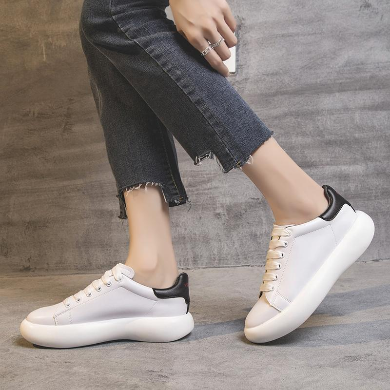 2019 GucciMenWomen 2020 New Release Women Platform Gg Walking Shoes Leather  Sneakers Outdoor Sports Luxury Girls Designs Trainers From