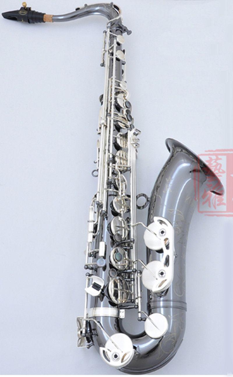 En Profesyonel En İyi Kalite Almanya JK SX90R Keilwerth 95% Kopyalama Tenor Saksafon Nikel Gümüş Alaşım Tenor Sax Müzik Enstrüman